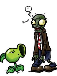 Plants-v-Zombies