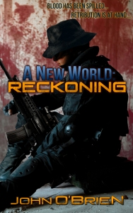 Reckoning front cover XL2