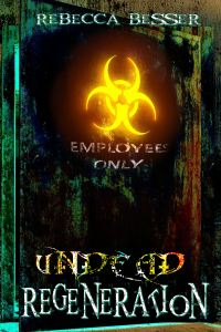 Undead Reg Front Cover 1
