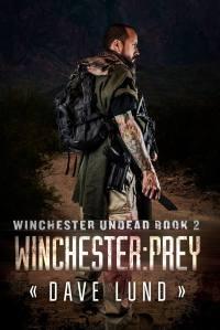 Winchester Prey (book2) cover
